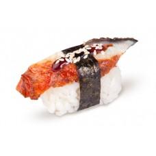 Суши с угрём.