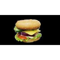 Бургер Большой белый